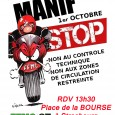 Bonjour à Tous, Suite à l'appel de la FFMC Nationale à manifester le 1er octobre en région et le 2 octobre à Paris contre les zones à restriction de circulation […]