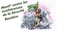 Après le rassemblement de la FFMC 54 du 17 février, notre Grande Manif' à Épinal du 24 février, c'est au tour de la FFMC 21 de manifester contre les incohérences […]