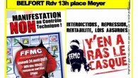 Le samedi 24 avril, la FFMC 88 rejoint la manifestation de la FFMC 90 et la FBF pour maintenir la pression contre le CT et contre toutes les interdictions, répressions, […]