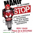 Bonjour à Tous, Suite à l'appel de la FFMC Nationale à manifester le 1er octobre en région et le 2 octobre à Paris contre les zones à restriction de circulation […]