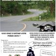 Dimanche 12 mai, nous organisons notre balade pédagogique annuelle, destinée aux jeunes permis, mais aussi à tous ceux qui désirent remettre un peu à jour leur manière de conduire. Dans […]